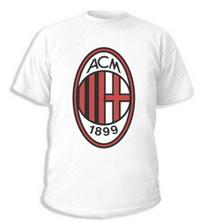 Купить футболку Милан. увеличить майку Милан.