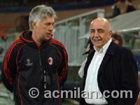 Анчелотти и Галлиани