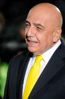 Адриано Галлиани: мы подпишем Боатенга 4 января