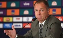 New Brazilian soccer national team head coach, Mano Menezes