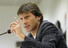 Italy Soccer Leonardo PSG