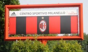 MILAN 2010/11 MILANELLO LAVORI DI RISTRUTTURAZIONE 9-7-2010