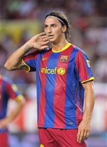 Жоан Лапорта: «Барселона ошиблась, когда приобрела Ибрагимовича ...