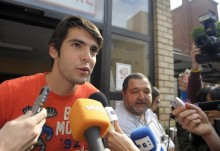 SOCCER-SPAIN/KAKA-INJURY
