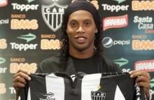 Brazil Atletico Mineiro Ronaldinho