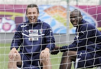Кассано назвал Балотелли и Погба переоценёнными футболистами