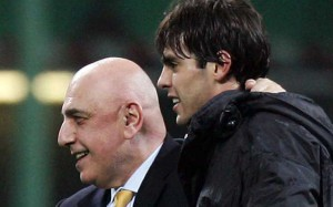 galliani_kaka_milan