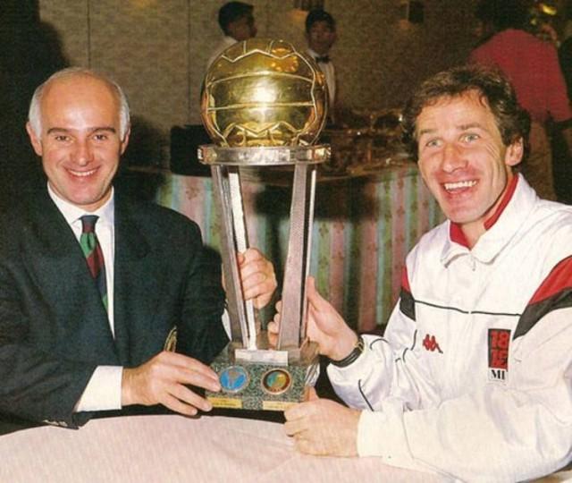 Арриго Сакки и Франко Барези
