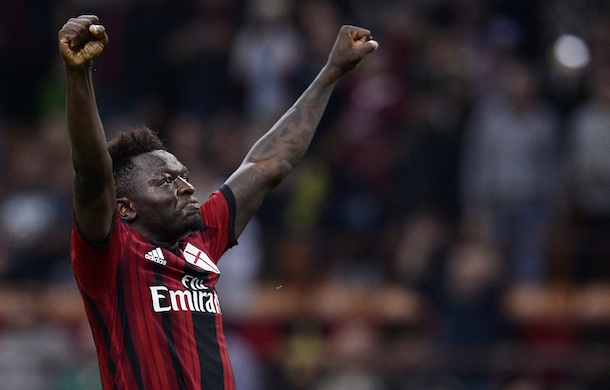 Milan-Chievo Verona serie A