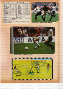 МИЛАН - КАЛЬЯРИ 2-0 1991