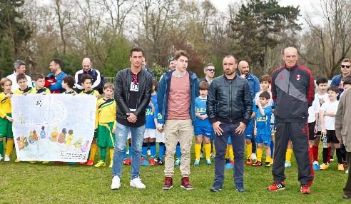 milan school cup 2015 torneo per le scuole di milano - nella foto