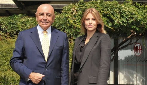 ADRIANO GALLIANI, BARBARA BERLUSCONI