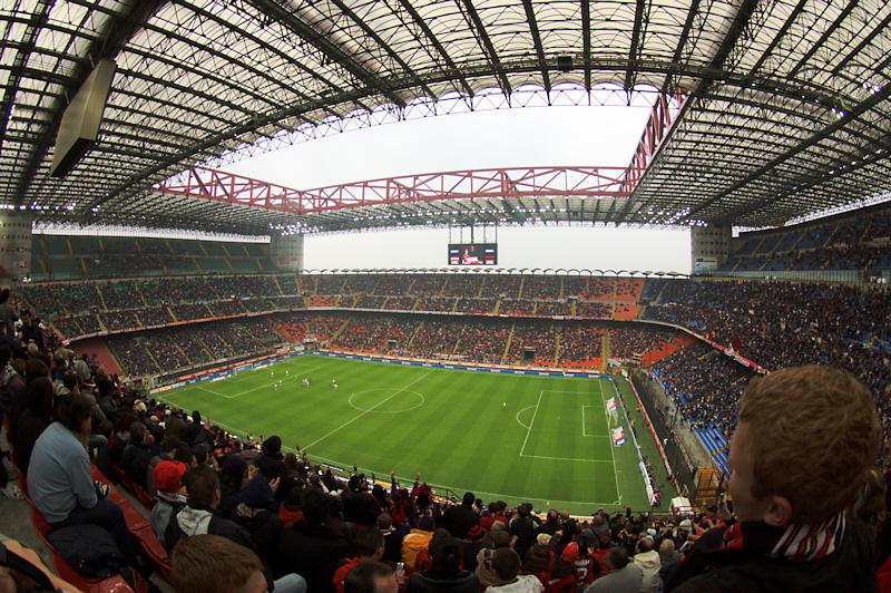 будущее клубного стадиона.