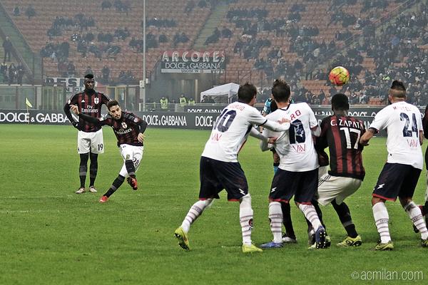 Милан - Кротоне 3-1 (Кубок Италии, 1/16 финала)