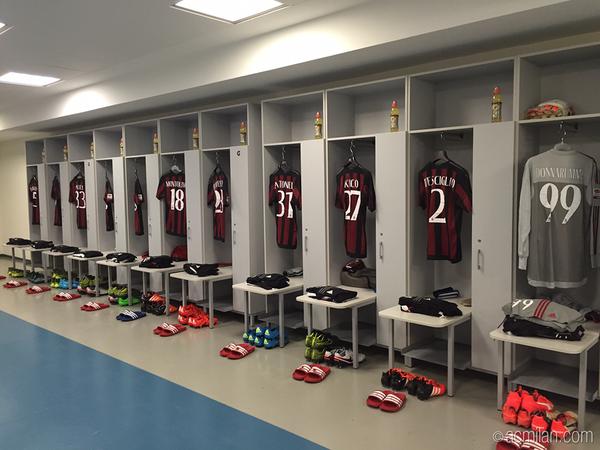 Голосование за звание лучшего игрока Милана ноября 2015 года
