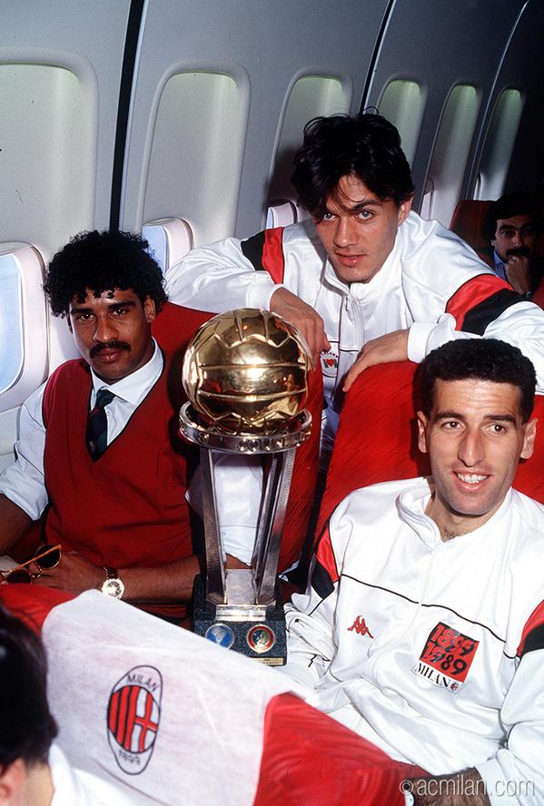 Ровно 26 лет назад Милан выиграл межконтинентальный Кубок