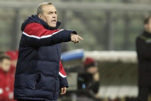 Фабрицио Кастори Carpi FC vs AC Milan