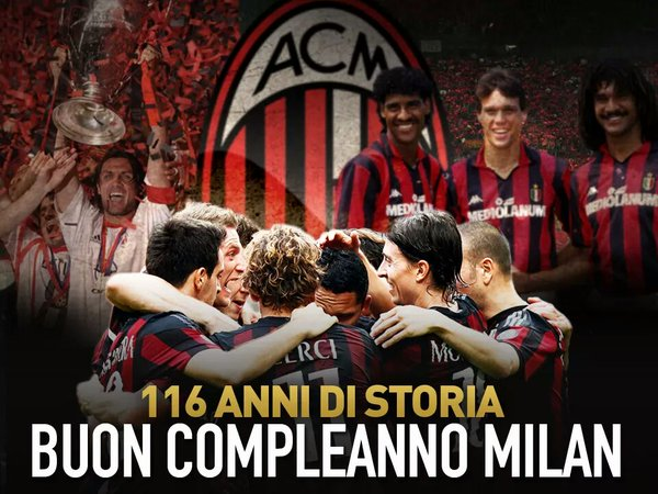 С Днем Рождения, Милан