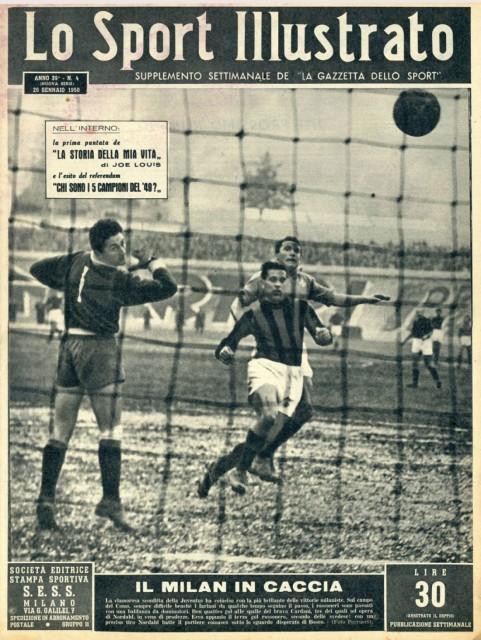 Комо - Милан 1950
