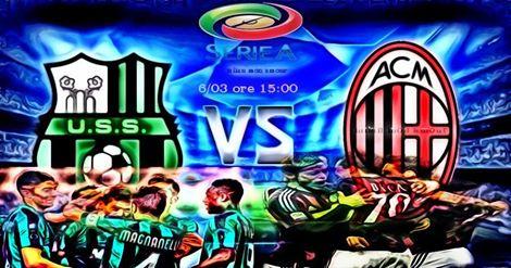 sassuolo-Milan
