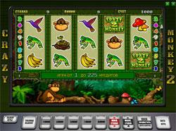 casino vulcan Crazy monkey 2