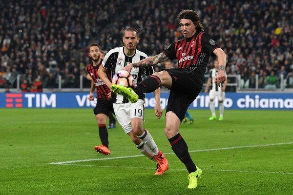 Игроки Милана не громили раздевалку Ювентуса