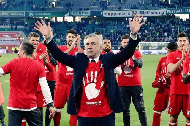 Анчелотти подвел мадридский Реал
