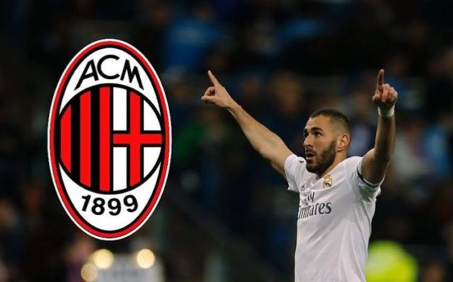 Tuttosport приписывает интерес Милана к Бензема