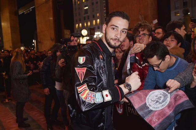 Де Шильо считает главной целью Милана выход в Лигу Европу