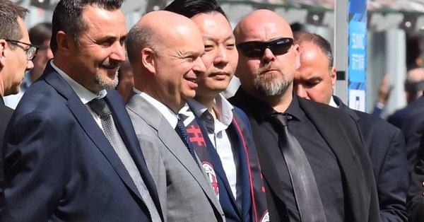 Новое руководство Милана хочет сохранить Монтеллу
