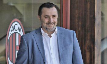 Мирабелли назначен спортивным директором