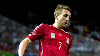 Деулофеу вызван в сборную Испании