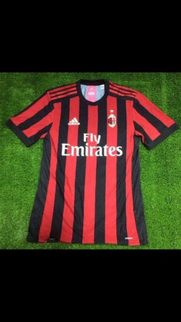 Презентация новой домашней формы Милана