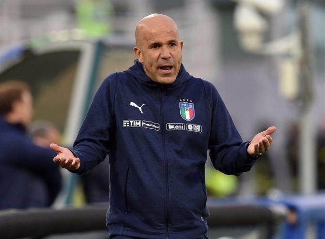 Луиджи Ди Бьяджо Тренировал молодежную сборную Италии, и.о. главного тренера сборной