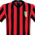 Форма Милана сезон 1960