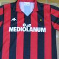 Форма Милана сезон 1986-1987