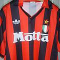 Форма Милана сезон 1992-1993