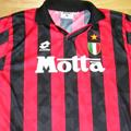 Форма Милана сезон 1993-1994