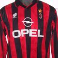 Форма Милана сезон 1995-1996