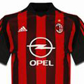 Форма Милана сезон 2002-2003