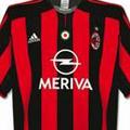 Форма Милана сезон 2003-2004