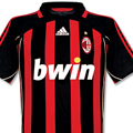 Форма Милана сезон 2006-2007