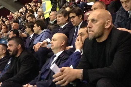 Аббьяти уходит из Милана
