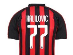 Халилович №77