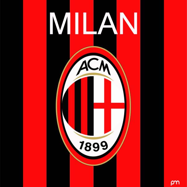 Milan футбольный клуб милан