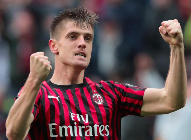 """""""Milan"""" – """"Atalanta"""" oyunundan 1:1 -"""