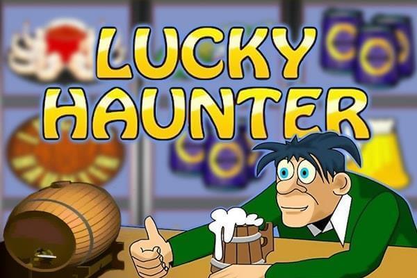 Посиделки за пивком на игровом слоте «Lucky Haunter» в онлайн казино