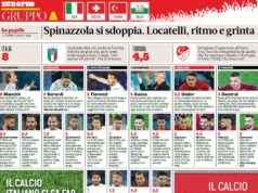 Берарди - лучший в составе Италии