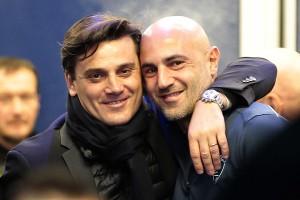 Empoli+FC+v+AC+Milan+Serie+A+D22GK4aNi Al