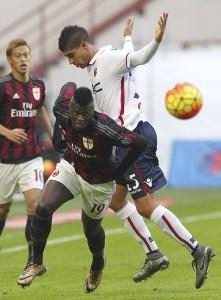 AC+Milan+v+Bologna+FC+Serie+A+KrYA1RnSeUDl